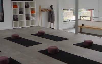 Helaas blijft de yogastudio gesloten tot 1 september as.